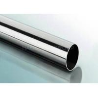 SUS 316 Stainless Steel Tubing Industrial Welded Pipe Metal Polished Finish Surface