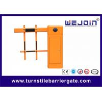 China Car Barrier Arm Gates / Automatic Barrier Gate with Folding Boom on sale