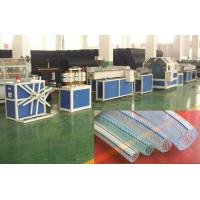 Buy cheap Customized PVC Fiber Reinforced Hose Extrusion Line CE , ISO9001 from wholesalers