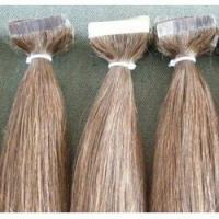 Buy cheap wholesale top-quality human hair pu skin weft product
