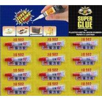 502Strong glue sealant SP-1013 502 SUPER GLUE for Rubber, Plastic and General Use