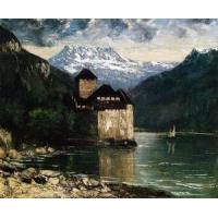 Buy cheap Impressionist(3830) Chateau du Chillon product