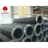 Cheap PE UHMW pipe for mining tails & slurry wholesale