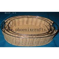 Buy cheap Rattan Wares rattan basket product