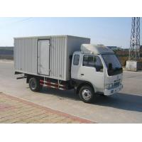 China The EQ5041 XXYG20 D2 AC type Xiang type transports a car on sale
