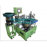 Buy cheap folden key assembling machine from wholesalers