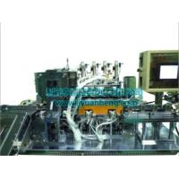 Buy cheap automatic top cover of li-socl2 battery welding machine product