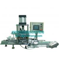 Buy cheap top cover of li-socl2 battery assembling machine product