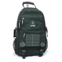 China Solar Backpack on sale