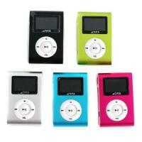 China 2GB MP3 Player with Screen on sale