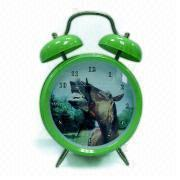 Buy cheap Quartz Alarm Clock with Horse Sound from wholesalers