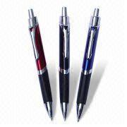 Buy cheap TL2095 Ballpoint Pens, Made of Copper, Customized Logos are Accepted product