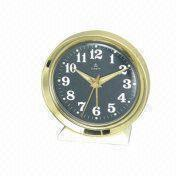 Buy cheap Alarm Clock, Customer's Logos are Accepted, Measures 10 x 6.1 x 10.6cm from wholesalers