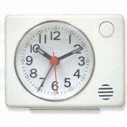 Buy cheap Analog Alarm Desk Clock, Suitable for Travel, OEM Orders are Welcome product