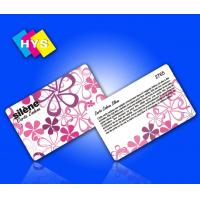 Buy cheap Plastic PVC Card HYS-126P product