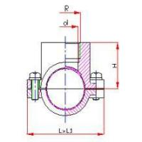 Buy cheap Joint Collar CASTIRON/DUCTILE IRON JOINT COLLAR product