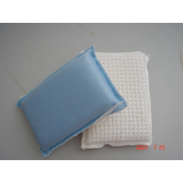 products for cleaning mini microfiber honeycomb/window sponge