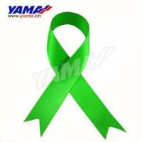 Buy cheap silk green ribbon colorful ribobns product