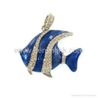 Buy cheap Fish Jewelry USB Flash Drive DLUS43 from wholesalers