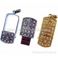 Buy cheap 2GB Jewelry USB Flash Drive DLUS49 from wholesalers