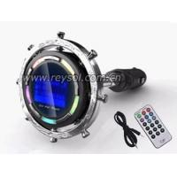 China Car MP4/ MP3 player FM transmitter Cool light car MP3/ FM transmitter with card slot on sale