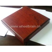 Buy cheap MDF Laminated With Rosewood Veneer product
