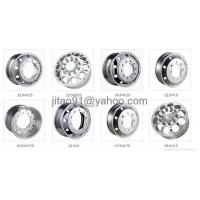 Buy cheap Construction Machinery Parts 22.5 7.5 Truck aluminum wheel product