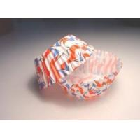 Greaseproof baking cup Stars&Stripes