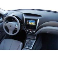 subaru forester/impreza navigation and entertainment system