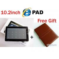 """Buy cheap MID Google Android ZT-180 10.2"""" Notebook+Leather protect case as free gift product"""