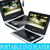 China 9.5 Portable DVD Player TV VCD CD MP3 MP4 SD Divx Game on sale