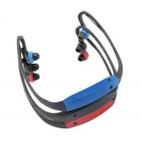 China 2GB Sports Headset Handsfree Headphones Mp3 Player on sale