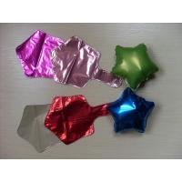 Buy cheap small star foil balloon from wholesalers