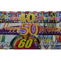 Buy cheap Holographic banner from wholesalers
