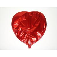 Buy cheap mylar balloon 30inches heart foil product