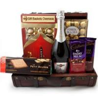 China China Christmas gift baskets The Story Of Success Gift Basket.NO.39 delivery on sale