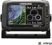 Buy cheap Lowrance HDS-7m Gen2 Touch Insight GPS Chartplotter product