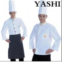 Uniform New Style White Chef Uniform for Hotel and Restaurant