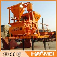 Cheap js500 concrete mixer with high quality 1 cubic meter concrete mixer wholesale