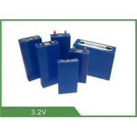 Buy cheap No Pollution Rechargeable Lifepo4 Battery Cells 8 Years Calendar Life from wholesalers