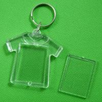 Buy cheap T-shirt Acrylic Blank Key Chains product