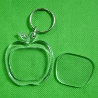 Buy cheap Apple Acrylic Blank Key Chains product