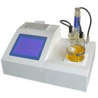 Cheap Fully Automatic Karl Fischer Water Content Tester TP-2100 wholesale