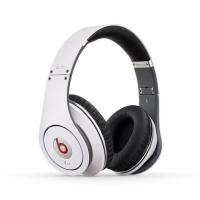 China Beats by dre Studio headphone White on sale