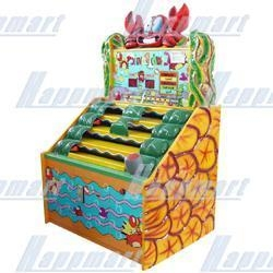 Quality Game Machines Crab Panic Redemption Machine for sale