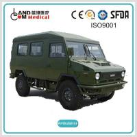 Buy cheap TypeⅡ4 4 / 4WD Off Road Right Hand Drive / RHD Iveco Diesel Ambulance product