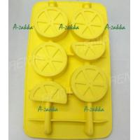 Buy cheap RENJIA lemon ice cube lemon shaped ice cube silicone lemon tray product