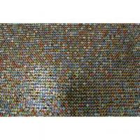 Buy cheap Hot fix rhinestone mix color with aluminum mesh product