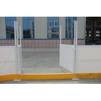 Buy cheap HDPE plastic soccer dasher board made in china product