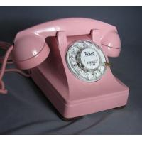 Buy cheap 302 - Pink Antique Phones product